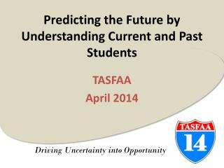 Predicting the Future by Understanding Current and Past  Students