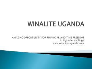 WINALITE UGANDA