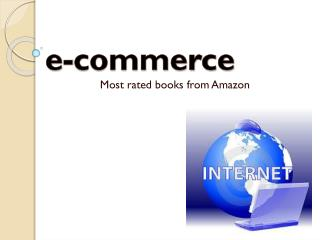 Most rated books from Amazon