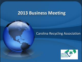 2013 Business Meeting