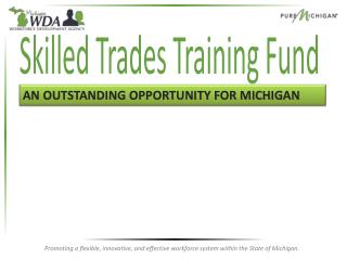 Skilled Trades Training Fund