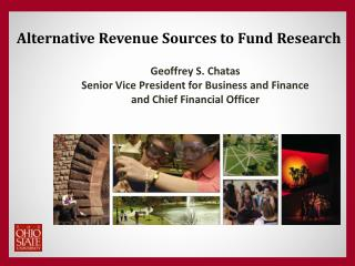 Alternative Revenue Sources to Fund Research