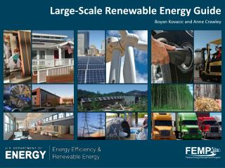 Large-Scale Renewable Energy Guide
