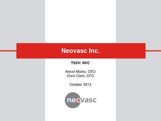 Neovasc Inc.