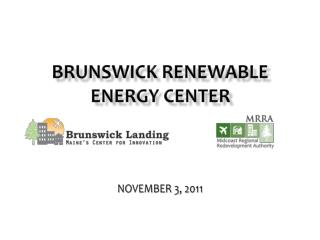 Brunswick Renewable  Energy Center