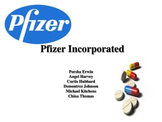 Pfizer Incorporated