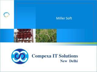 Compexa IT Solutions New Delhi