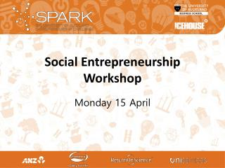 Social Entrepreneurship  Workshop