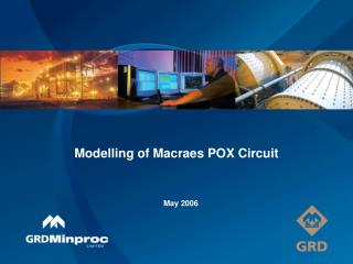 modelling of macraes pox circuit