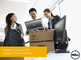 Leaders' Guide to the  Supply Chain Academy
