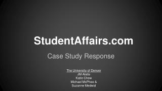 StudentAffairs.com