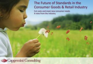 The Future of Standards in the Consumer Goods & Retail Industry