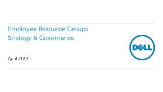 Employee Resource Groups Strategy & Governance