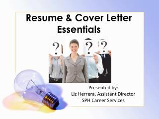 Resume & Cover Letter Essentials