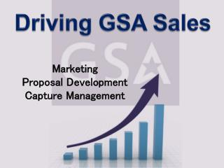 Driving GSA Sales