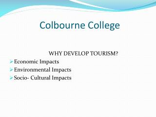 Colbourne  College