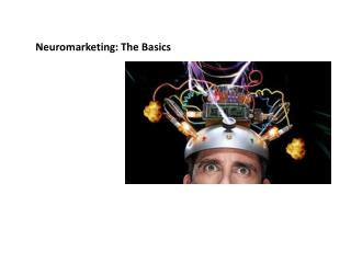 Neuromarketing : The Basics