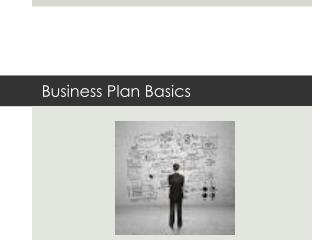 Business Plan Basics