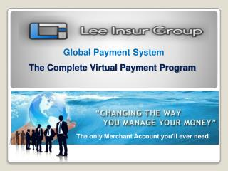 The Complete Virtual Payment Program