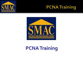 PCNA Training