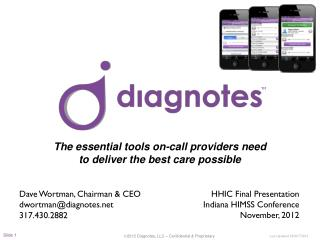 The essential tools on-call providers need to deliver the best care possible