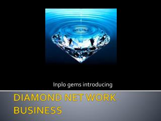 DIAMOND NET WORK BUSINESS