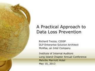 A Practical Approach to Data Loss Prevention