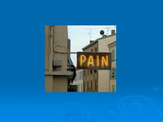 Pain:  Why treat it?