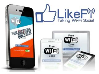 About Like- Fi Why is free Wi-Fi important? What is LikeFi HotSpot marketing? How does it work ? What are the benefits