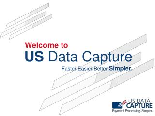 US  Data Capture