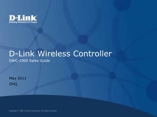 D-Link Wireless Controller