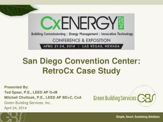 San Diego Convention Center: RetroCx Case Study