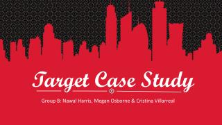 Target Case Study