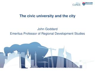 The civic university and the city