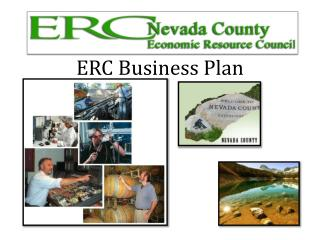 ERC Business Plan