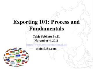 Exporting 101: Process and Fundamentals