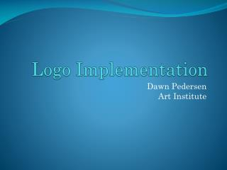 Logo Implementation