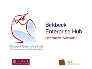 Birkbeck Enterprise Hub