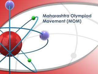 Maharashtra Olympiad Movement (MOM)