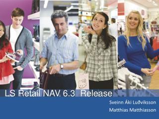 LS Retail NAV 6.3  Release