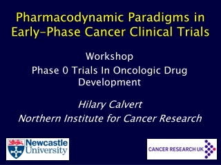 clinical pharmacology of  anti-cancer chemotherapeutic  agents
