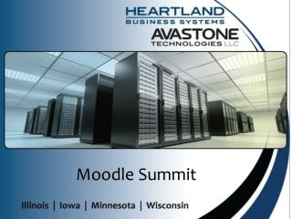 Moodle Summit