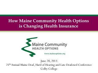 How Maine Community Health Options is Changing Health Insurance
