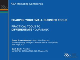 ABA Marketing Conference