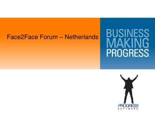 Face2Face Forum – Netherlands