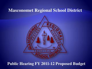 Masconomet Regional School District