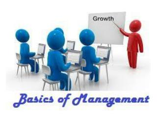 BASICS OF MANAGEMENT