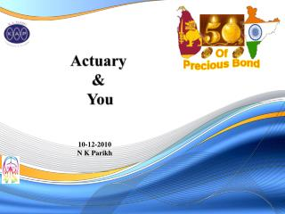 Actuary & You