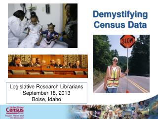 Demystifying Census Data