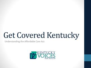 Get Covered Kentucky